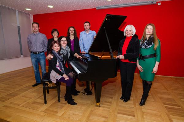 klaviristi